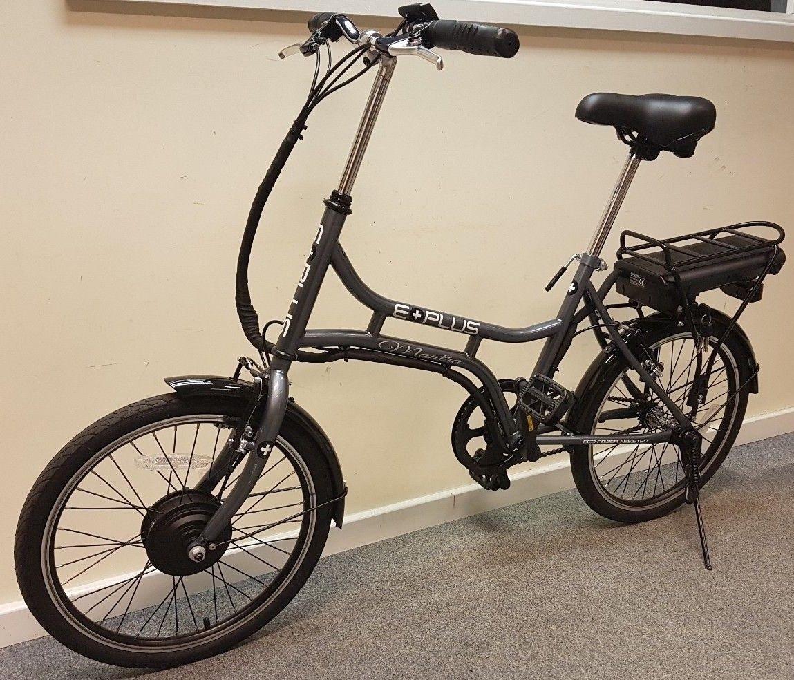 E-Plus Mantra 24v Electric Bike 20